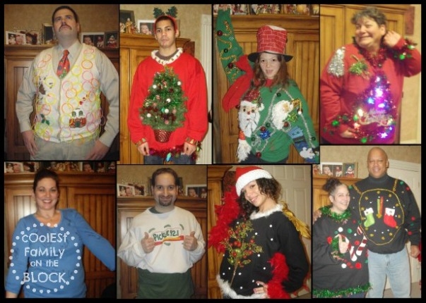 2010 Ugly Christmas Sweaters