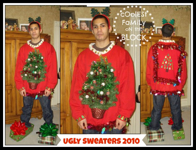 Uncle Uglys Christmas Sweater Jamboree 2010 Coolest Family On The