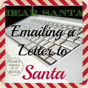 Email a Letter to Santa