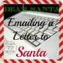 Emailing a Letter to Santa