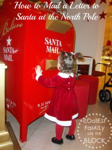 How to Mail a Letter to Santa 2