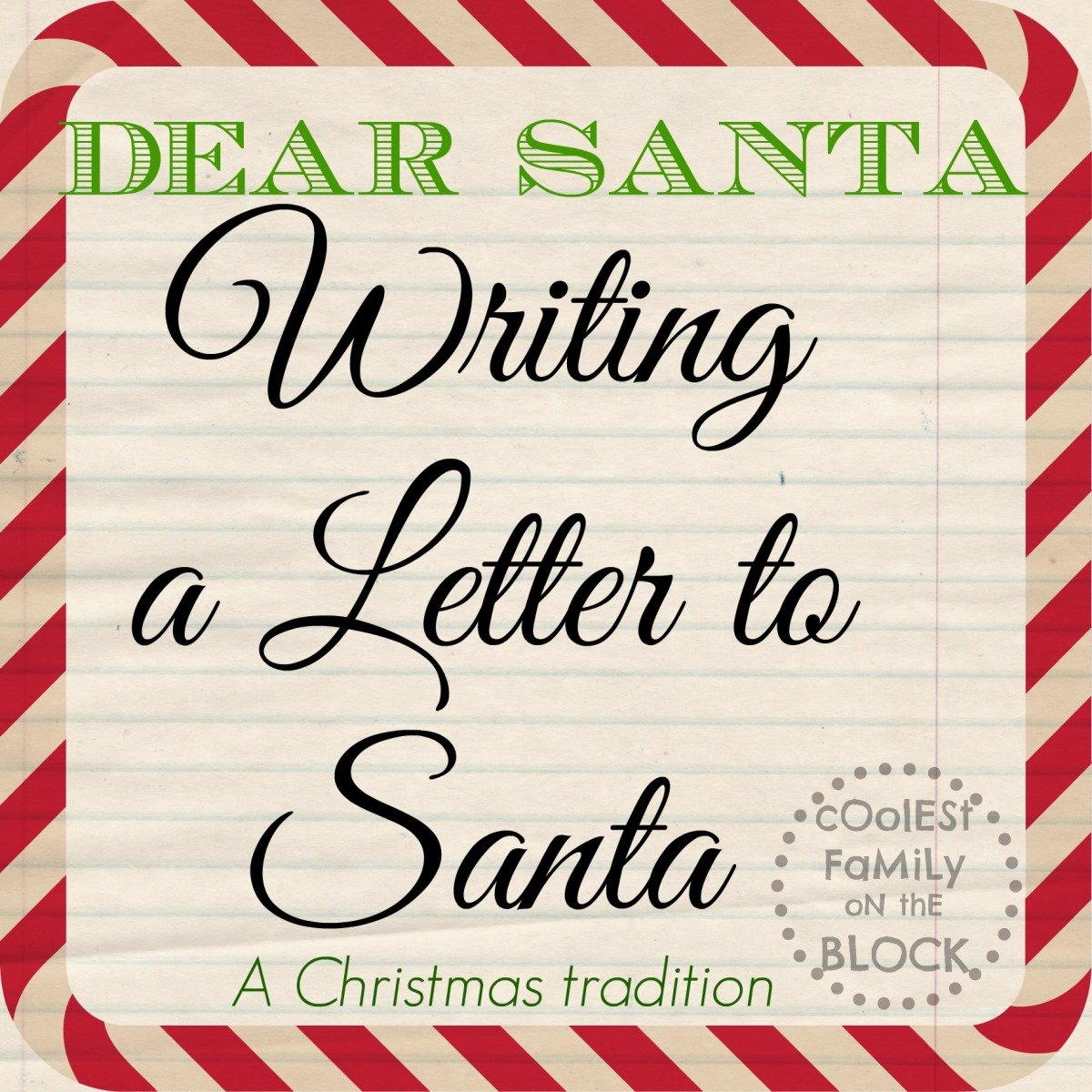 writing letters to santa As the christmas season approaches, many children enjoy sending a letter to santa claus you can help make a child's christmas more enjoyable by starting your own santa letter writing business.