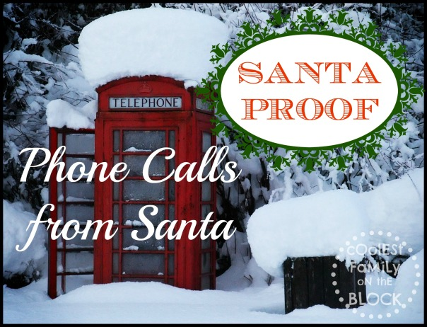 20 services (free and paid) where you can request a phone call from Santa or leave Santa a voicemail message!
