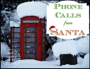 Santa Proof: Phone Calls from Santa