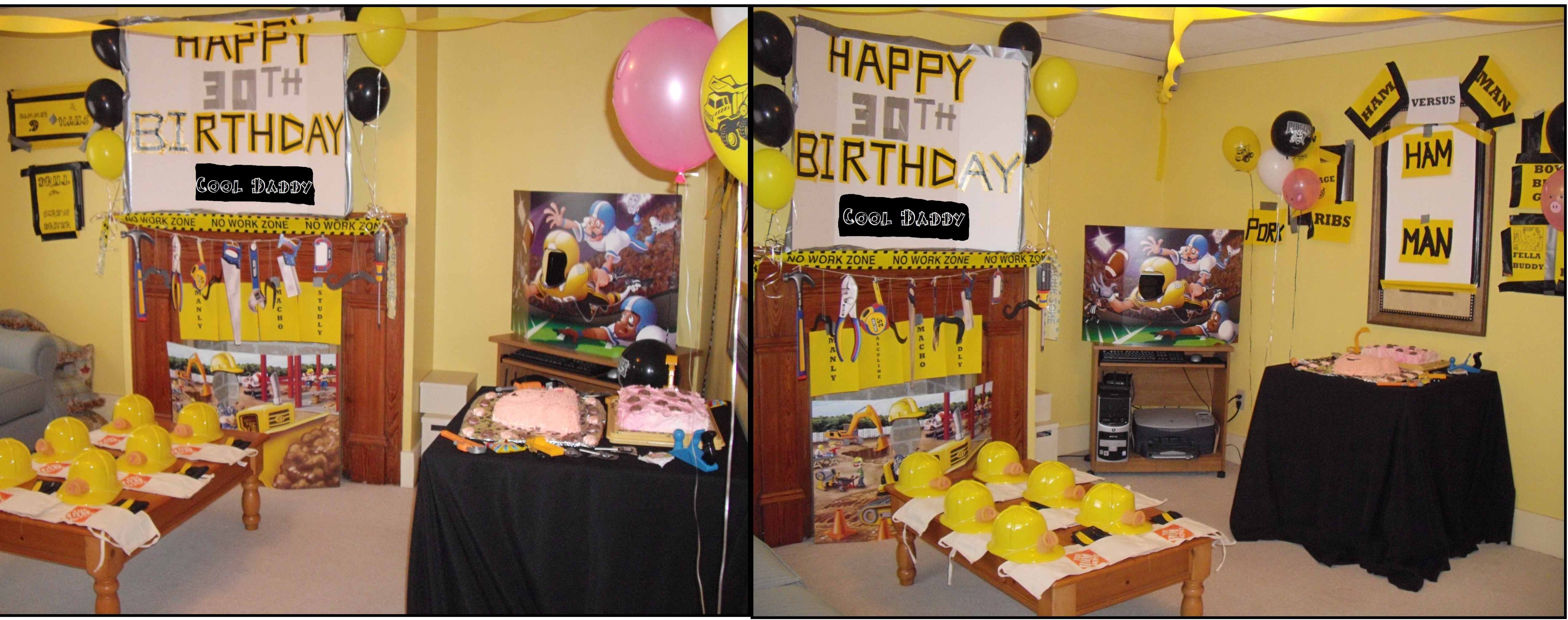 Birthday Decor For A Man Image Inspiration of Cake and Birthday