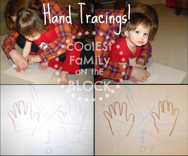 Hand Tracings