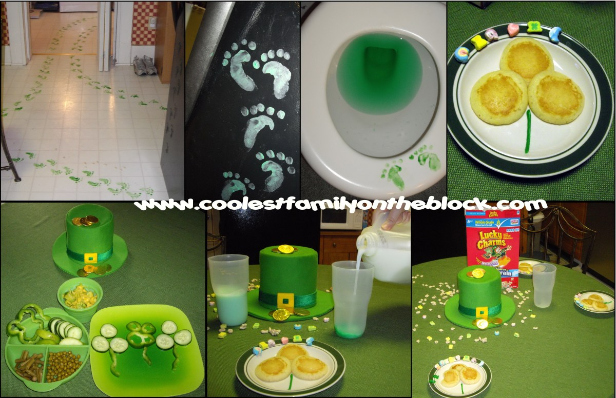 Leprechaun Trickery Is Afoot Little Green