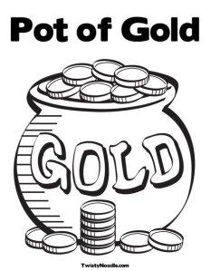 Pot of gold coupon book medicine hat
