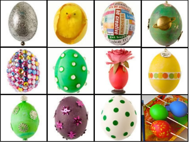 50 easter egg decorating ideas links coolest family on the block