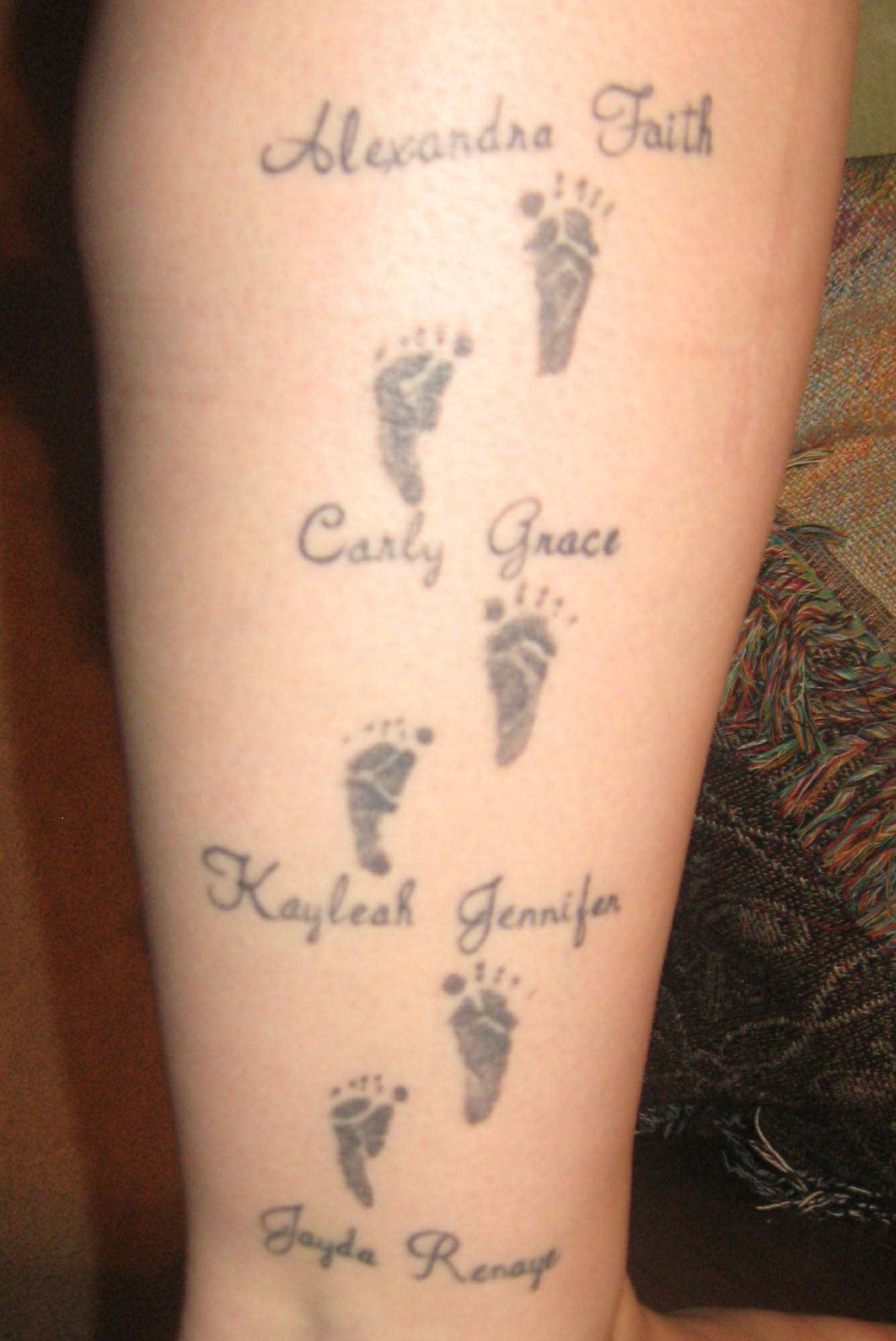Miscarriage Tattoos