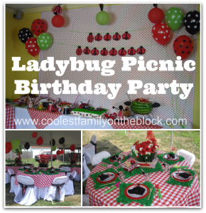 birthday pink and green polka dots and cupcakes party 1st birthday