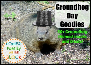 Groundhog Day Goodies