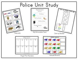 police officer lesson plans for preschool officer crafts for national week 262