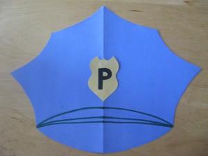 Police Officer Crafts for Kids (National Police Week ...