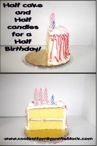 halfbirthday03 caketxt