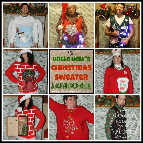 2011 Ugly Christmas Sweaters Tradition