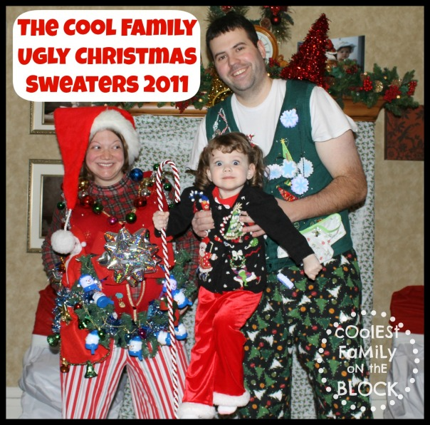 Ugly Christmas Sweaters Tradition
