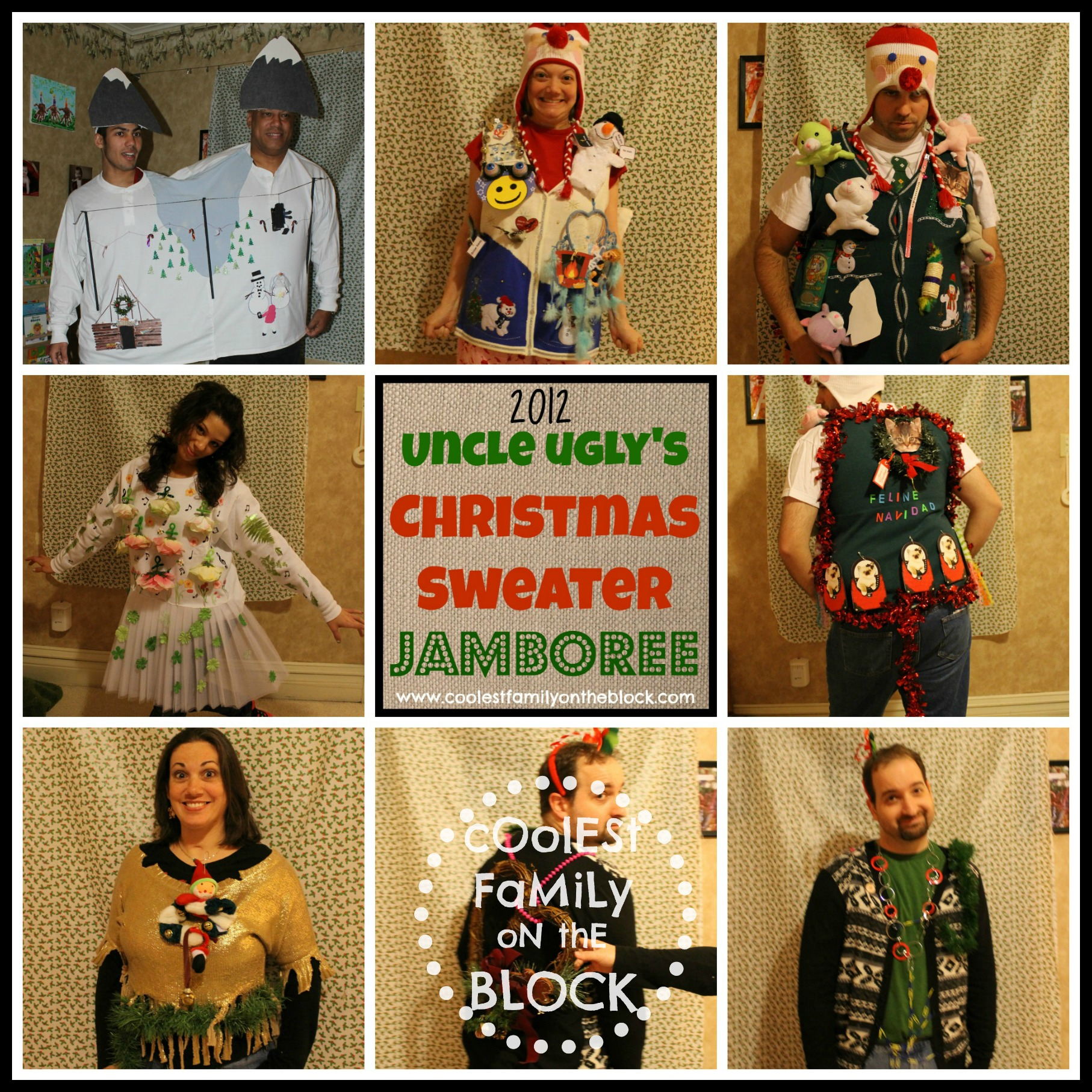 Ugly Sweaters | Coolest Family on the Block