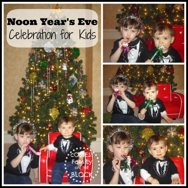 New Years for kids