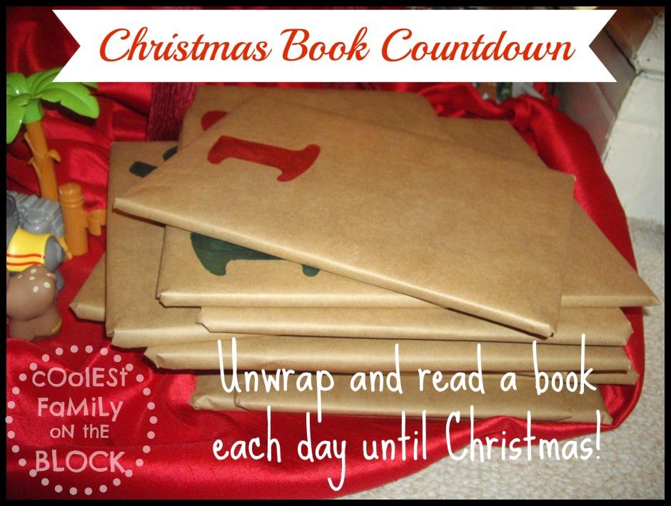 Christmas Book Countdown Advent