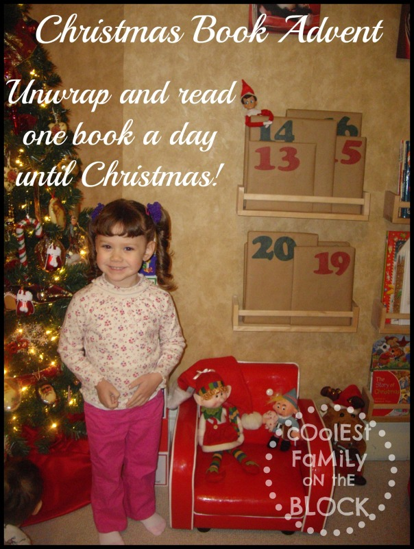 Christmas Book Countdown Advent
