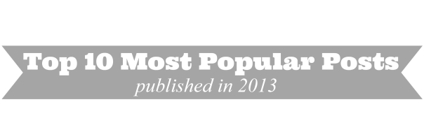 CFOTB Top 10 Posts of 2013