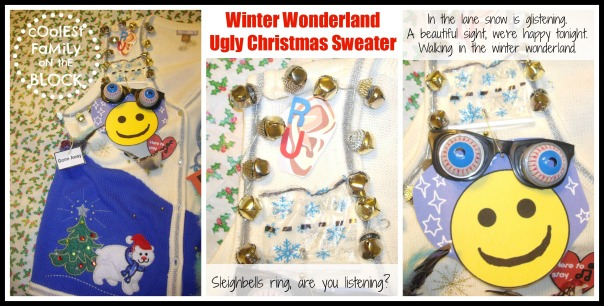 Winter Wonderland Ugly Sweater