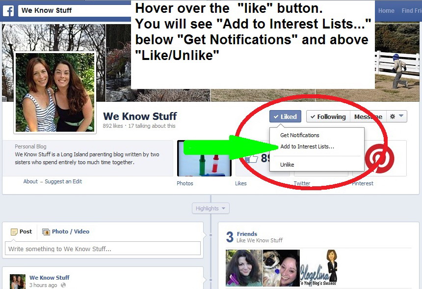 how to not add surname on facebook