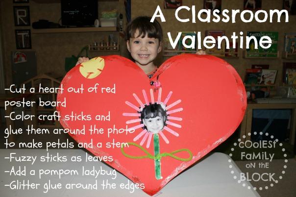 Preschool Classroom Valentine