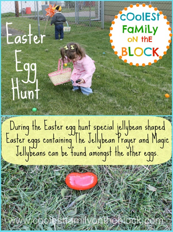 Easter Egg hunt for Magic Jellybeans!