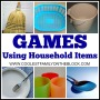 Minute to Win It Games Using HouseholdItems