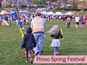 Provo Spring Festival @ Home Maid Simple