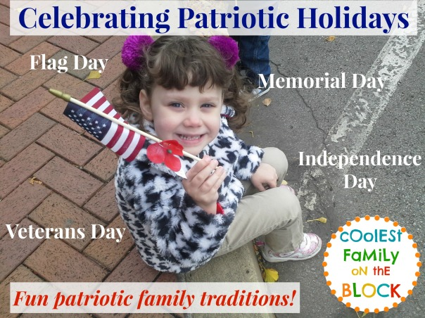 Celebrating Patriotic Holidays