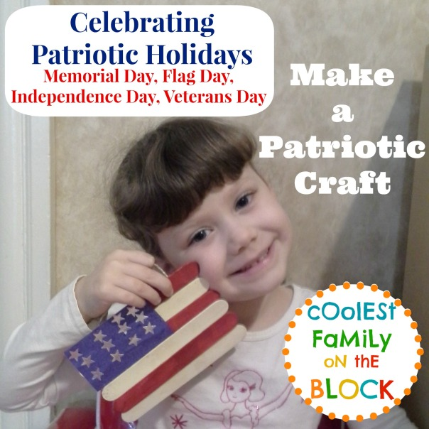 Celebrating Patriotic Holidays