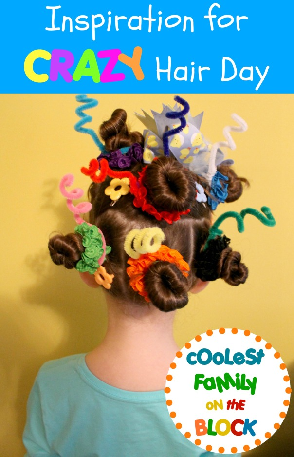 Silly Wacky Crazy Seuss Hair