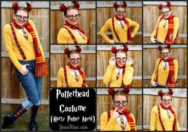Potterhead (Harry Potter Nerd) Halloween Costume